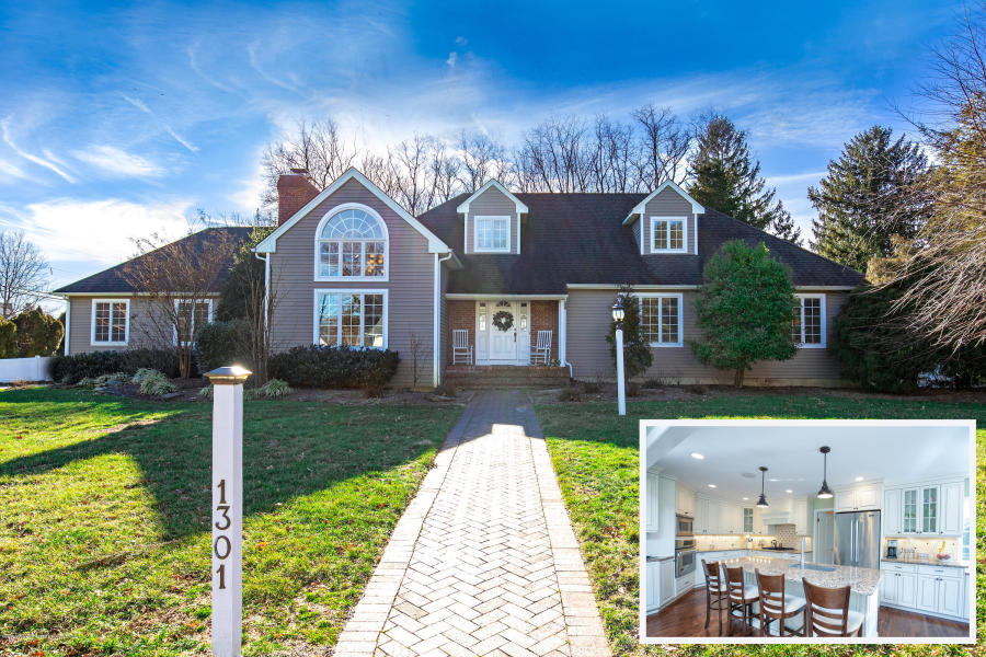 1301 W Chicago Blvd Sea Girt, NJ 08750   $807,000