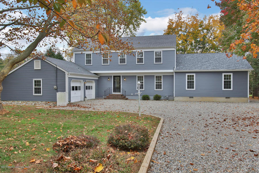 2512 Allenwood Lakewood Rd Allenwood, NJ 08720   $560,000