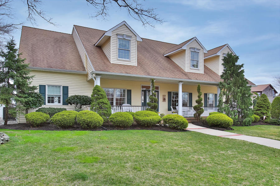 6 Tucker Dr Neptune City, NJ 07753   $880,000